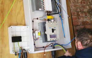 Harvey Electrical Services Electrical Wiring