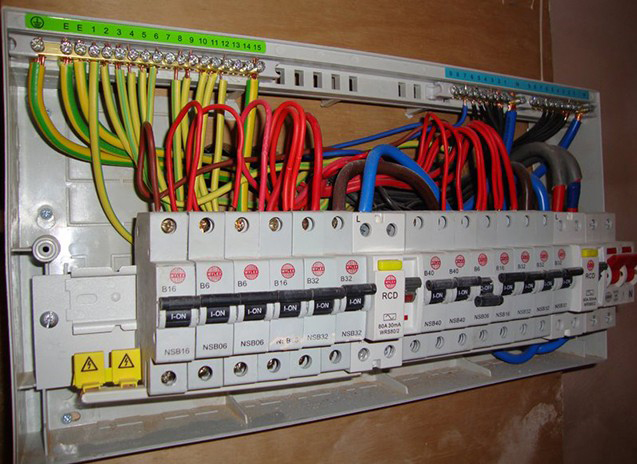 electrical fuse boards - photo #15