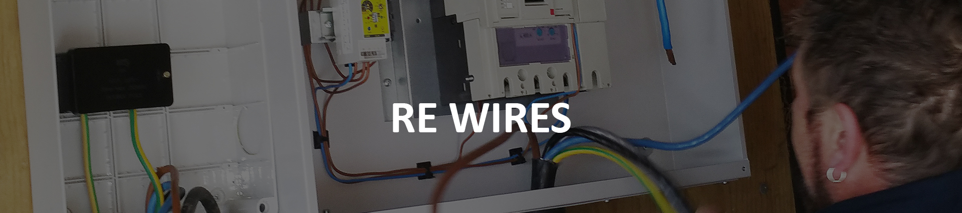 Electrical Re Wiring Installation Darlington County Durham Home Management Rewires 2